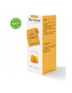 Huile Végétale d'Abricot 90ml - Bio Orient