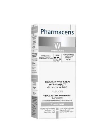 Pharmaceris W Triple Action SPF50+