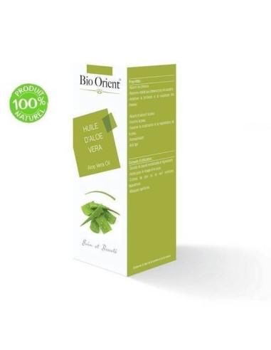 Huile Végétale d'Aloe Vera 90ml Bio Orient