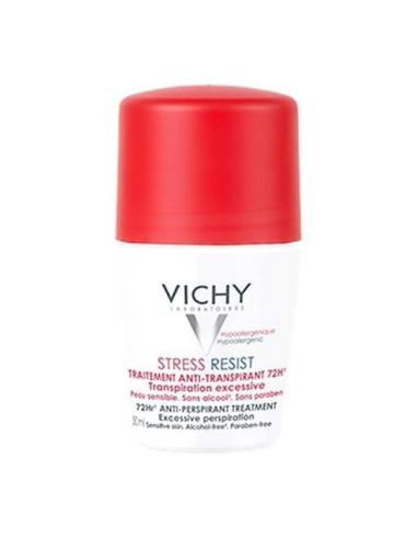 Vichy Stress Resist Traitement anti-transpirant 72h - Roll-on