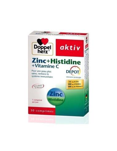 Zinc + Histidine de Doppelherz® Aktiv