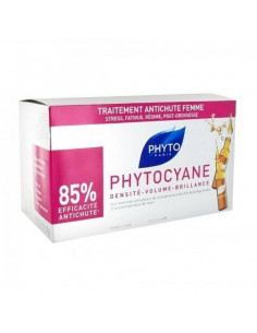 Phyto Phytocyane Antichute Femme 12 Ampoules