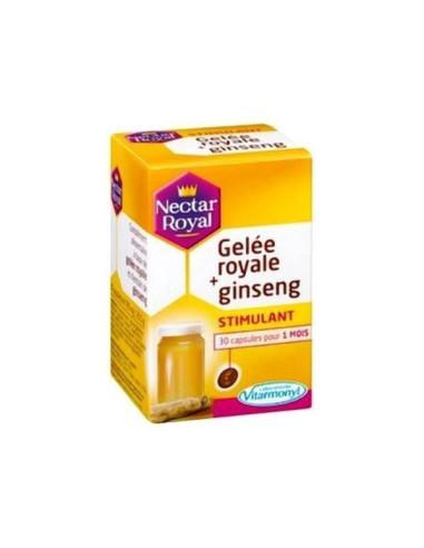 Gelée Royale + Ginseng Nectar Royal