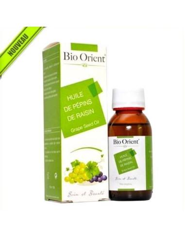 Huile végétale de pépins de raisin 90ml Bio Orient