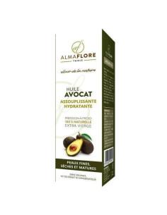 Huile d'Avocat 50ml Almaflore