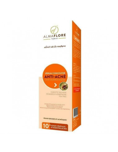 Sérum anti-acné Almaflore 30ml